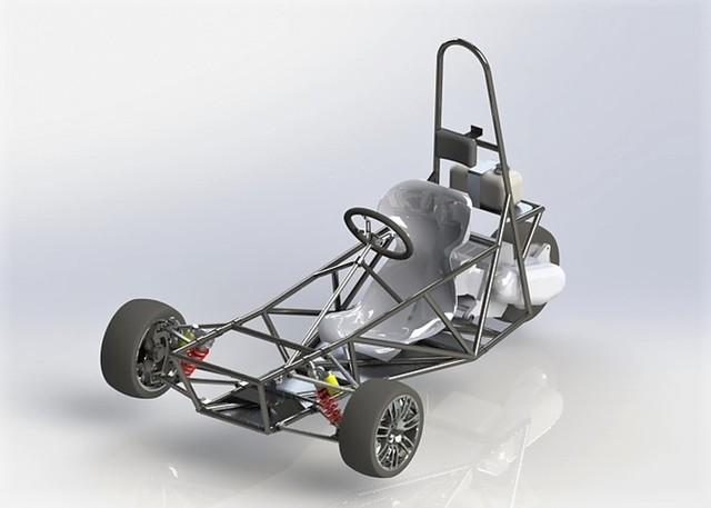 Formula Car Chassis