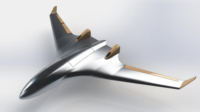 Small autonomous Aerial vehicle