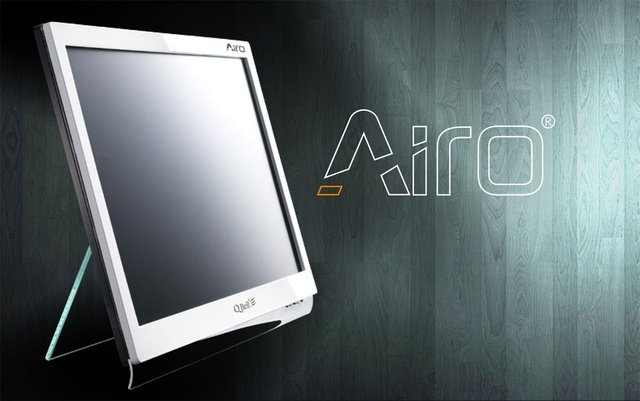 Airo - Tiltable LED Monitor a 20 days journey from concept to executables for production..