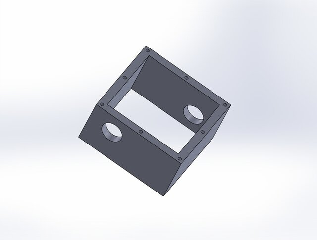Various Commercial and Tech Component 3D Models