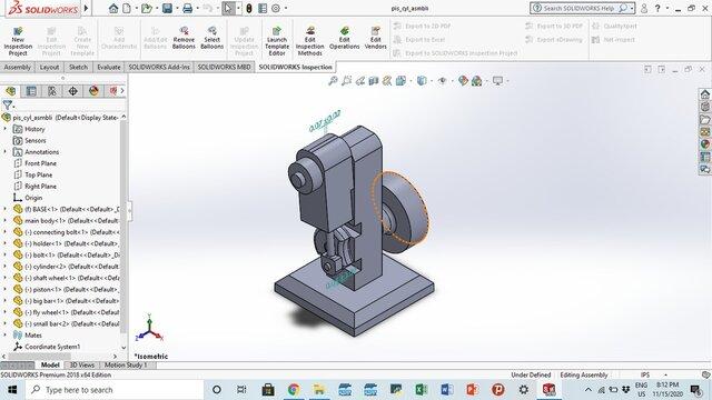 Piston-Cylinder