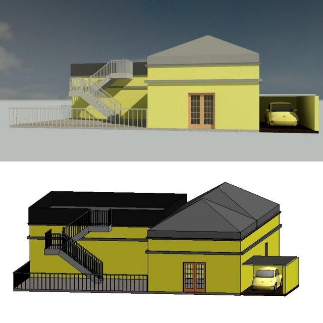 revit-3d-house-plan