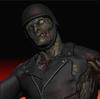 3D sculpted Zombie