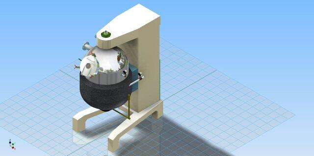 machine mixer