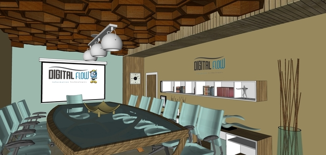 Office Interior refurbishment - Saudi Arabia