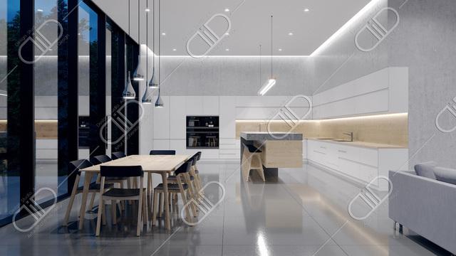 Interior Design & Rendering by Design Studio AiD