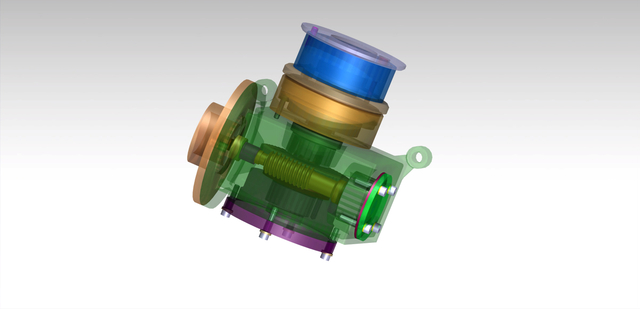 worm and wheel reducers