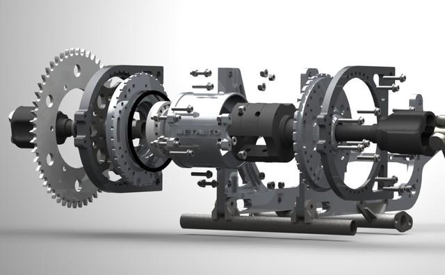 Drivetrain Assembly design for a Formula SAE vehicle