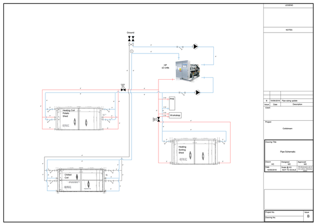 [SCHEMATICS_44OR]  Engineering Schematics for Heating and Electrical Systems - download free  3D model by Harris Chapman - Cad Crowd | Architectural Engineering Schematics |  | Cad Crowd