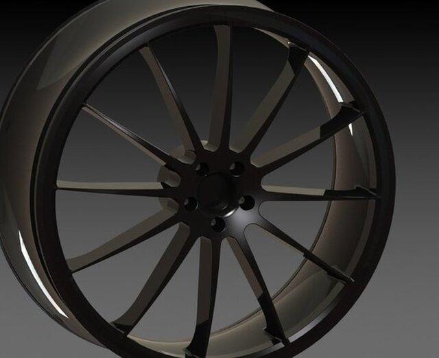 High Performance Wheel