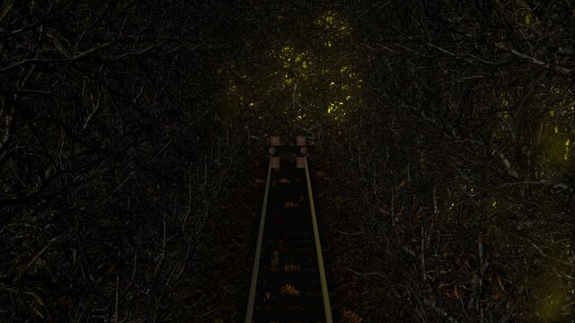 Magic Railroad