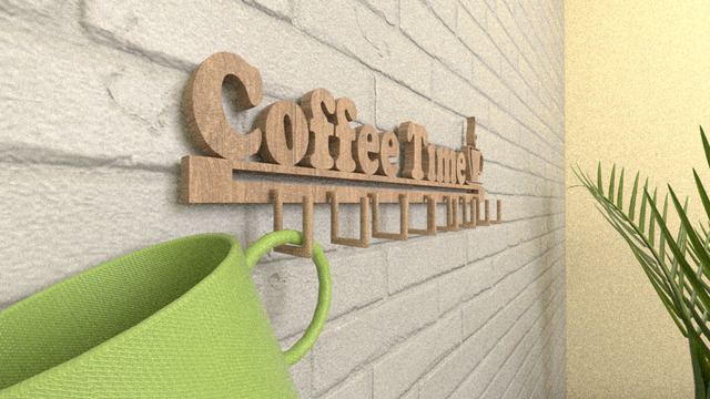 Cafe at your home