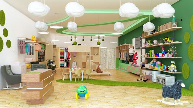 Retail redesign