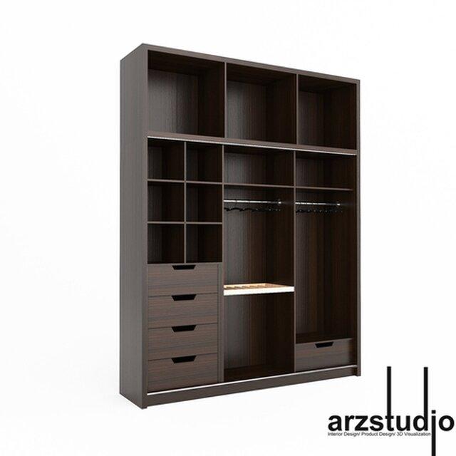 wardrobe design concept