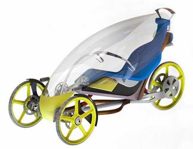 Tricycle_Product design