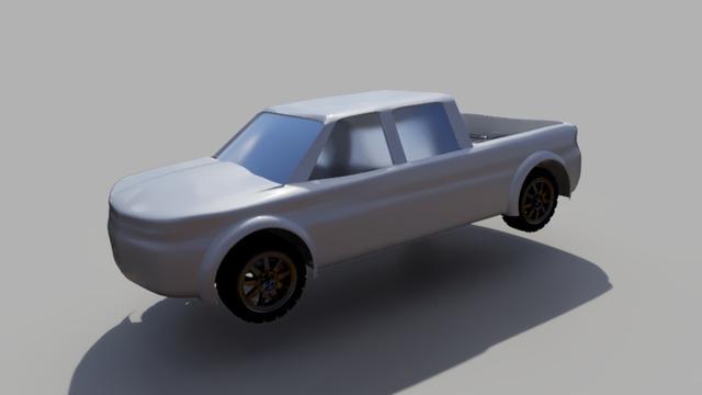 electric truck design