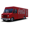 Coca-Cola Delivery Step Van
