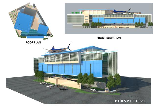 Proposed Surigao Mall