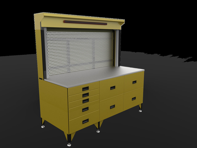 Work Bench Design