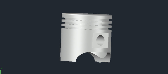 Main part of Engine is Piston