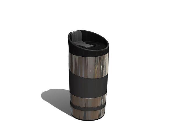 coffee-thermos mug