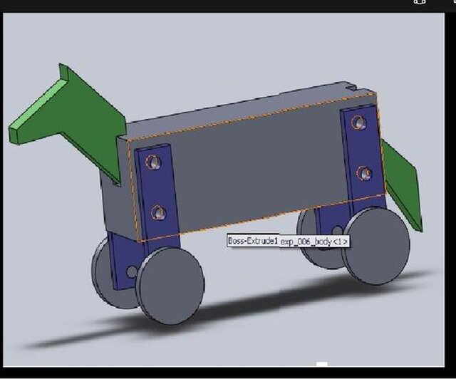 Solidwork assembly