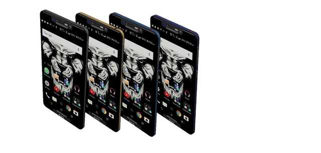 Smart phone model