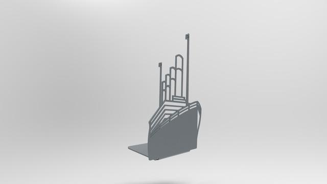 Titanic Desk Ornament