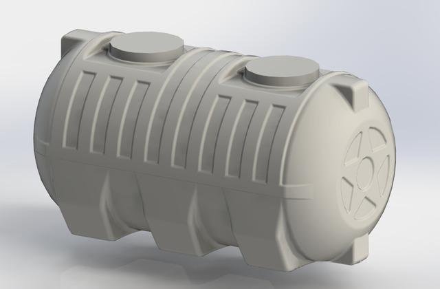 Design of water tanks