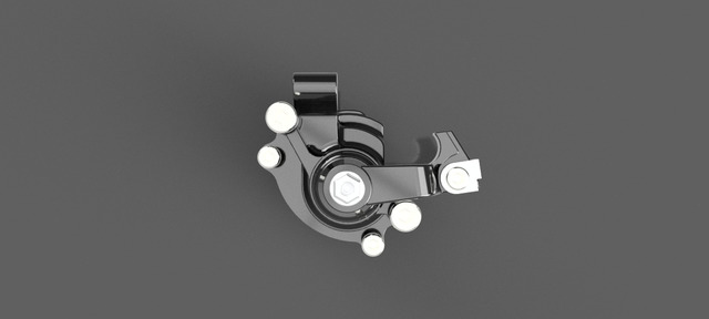 Shimano brake caliper