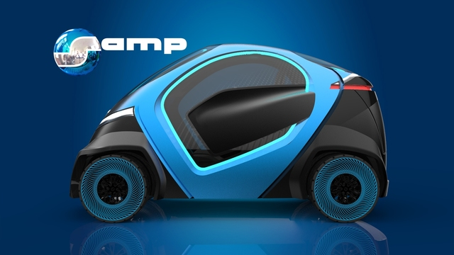 Samp Motors ION