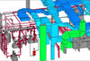 MEP Shop Drawing Engineering Services