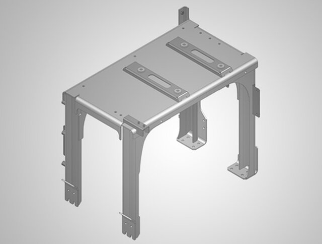 SolidWorks Sheet Metal Fabrication Design