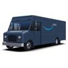 Amazon Delivery Step Van