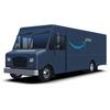 Amazon Delivery Step Van