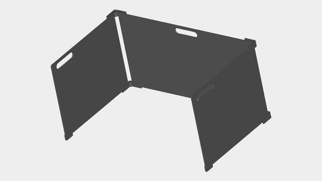 foldable Shield/barrier
