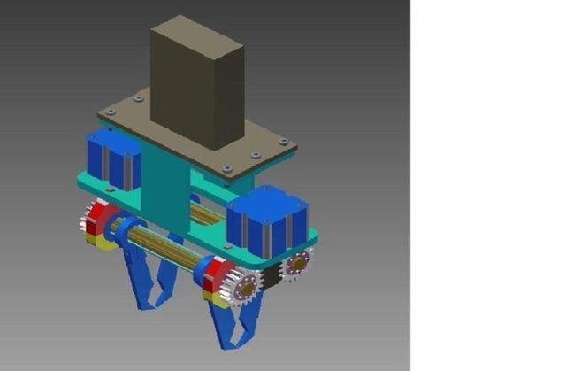 Hot Forging Crank Shaft processing gantry gripper concent upto manucaturing and installation