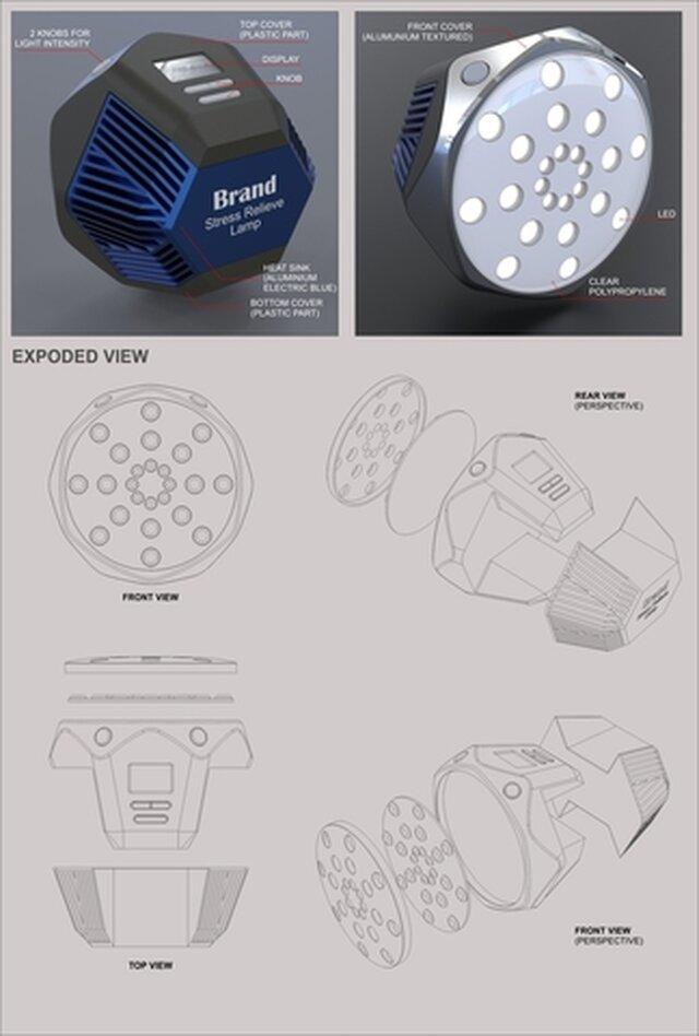 light machine product