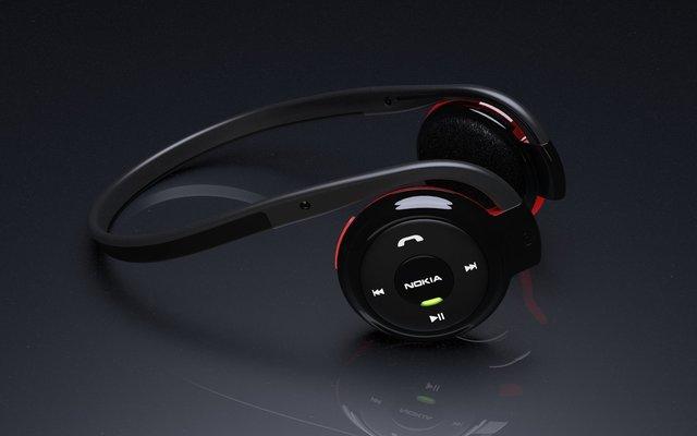 Nokia BH-503 Headphone