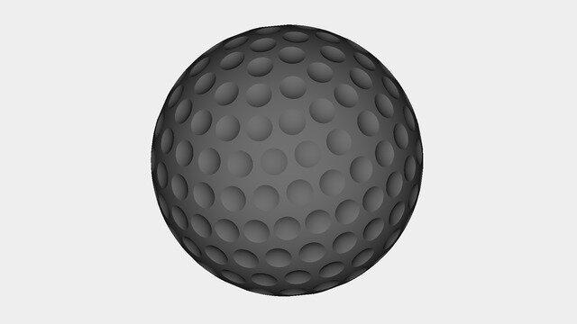 goulf-ball