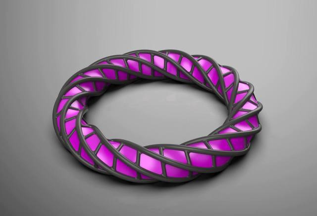 Braclet designed by Solidworks
