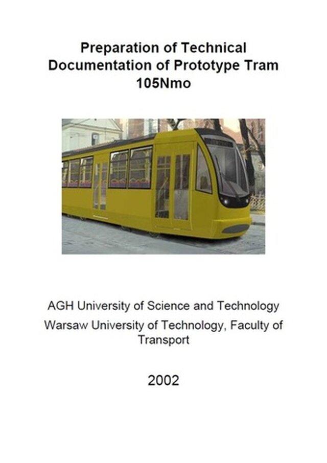 Prototype Tram 105Nmo