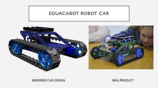 ُEducabot Robot Car