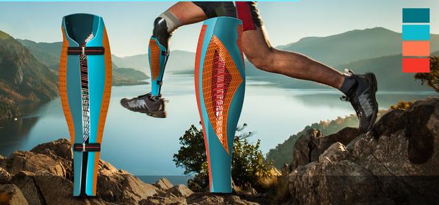 Prosthetic leg cover