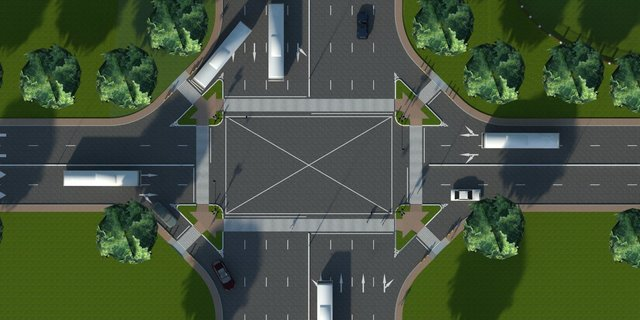 Proposed Palayan Road Intersection