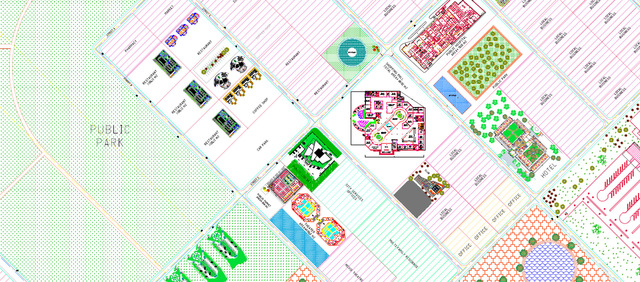 Cad design plans