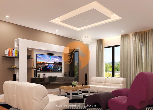 Interior 3D Renderings
