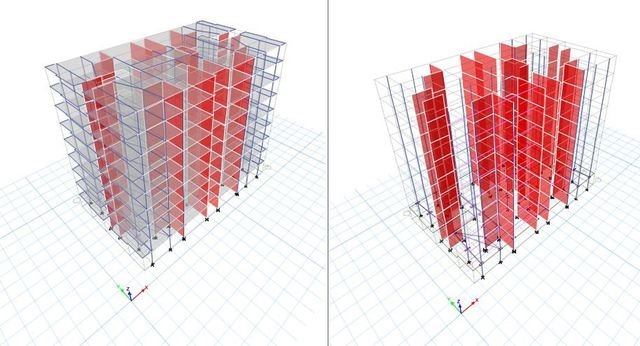 seismic resistance tower