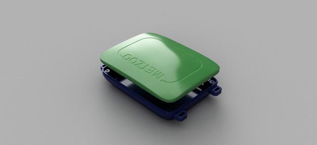 PCB enclosure Plastic case design