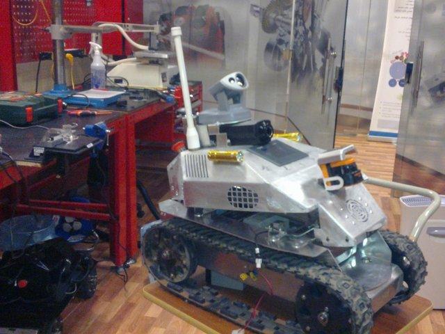 Robot Version 3
